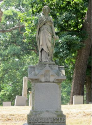 Hope, McCourtie Monument