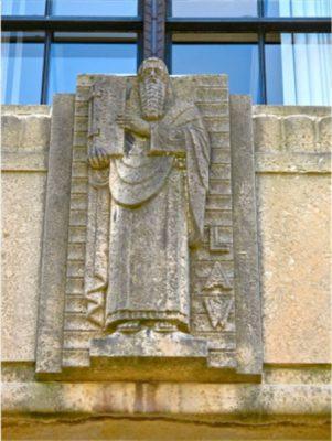 Hammurabi Relief