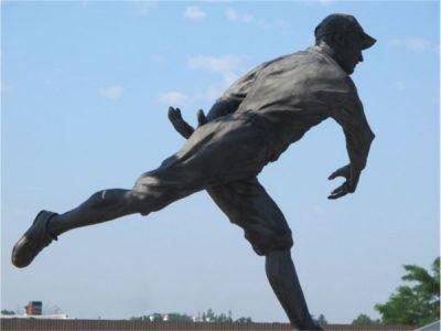 Homer Stryker Monument