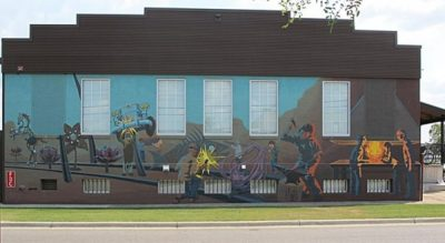 Mural at 512-524 North St.
