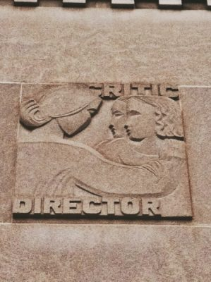 Spindler Hall Reliefs